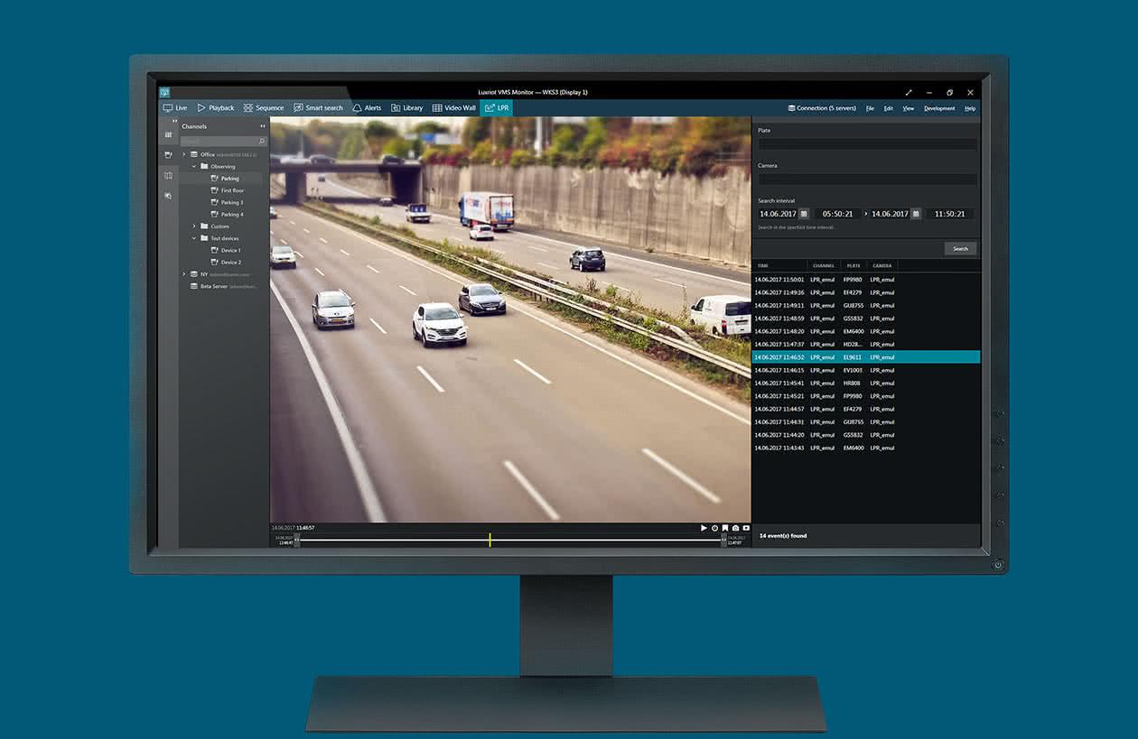 Video Management Software :: Luxriot